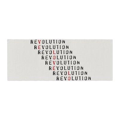 Skye Zambrana Revolution Bed Runner