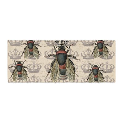 Suzanne Carter Queen Bee Bed Runner