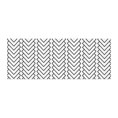 Trebam Kamara Chevron Bed Runner