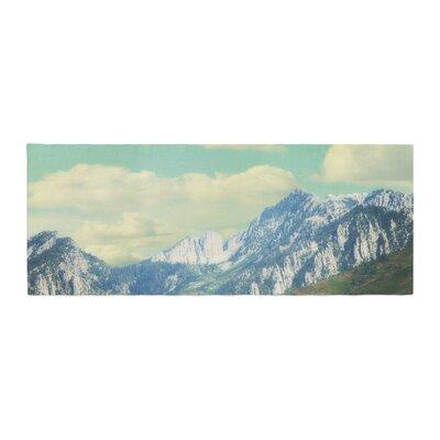 Sylvia Coomes Utah Mountains Nature Bed Runner