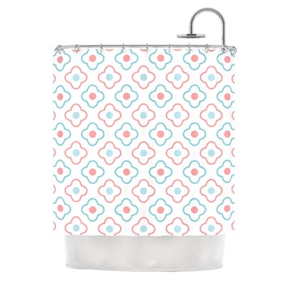 Baby Moroccan Shower Curtain