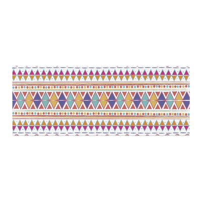 Nika Martinez Native Fiesta Bed Runner