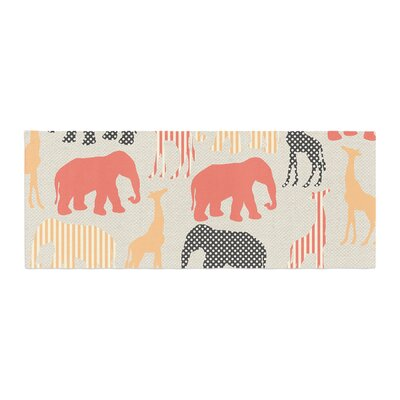 Suzanne Carter Zoo Bed Runner