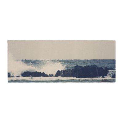 Sylvia Coomes Ocean 2 Coastal Bed Runner