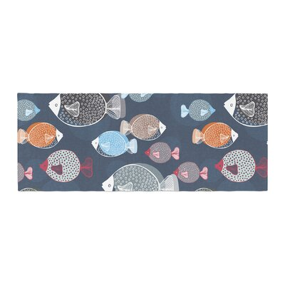 Melissa Armstrong Swim School Bed Runner