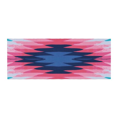 Nika Martinez Surf Lovin II Bed Runner