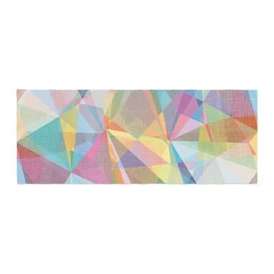 Mareike Boehmer Graphic 32 Abstract Bed Runner
