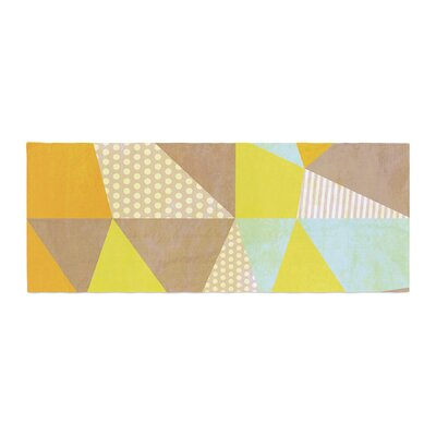 Louise Machado Geometric Bed Runner
