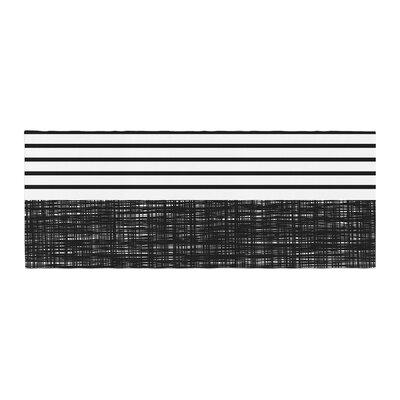 Trebam Platno (with Stripes) Bed Runner