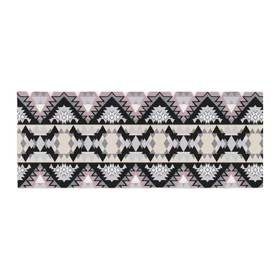 Victoria Krupp Nordic Ice Digital Bed Runner
