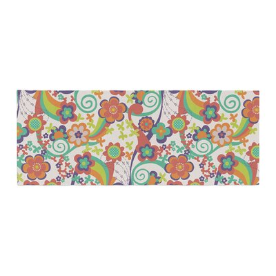 Louise Machado Printemps Bed Runner