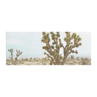 Kristi Jackson Joshua Tree Photography Bed Runner