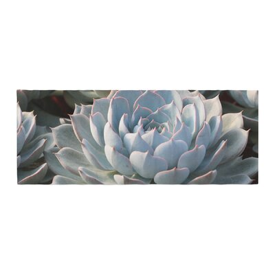 Suzanne Carter Succulent Love Bed Runner