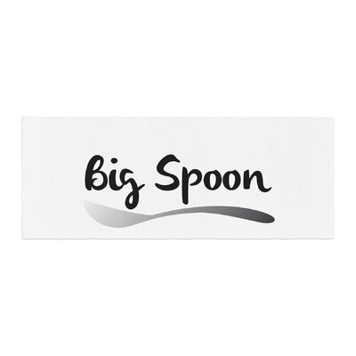 Big Spoon Couples Bed Runner