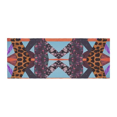 Vasare Nar Pillow Kaleidoscope Bed Runner