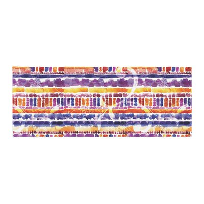 Louise Machado Tribal Bed Runner