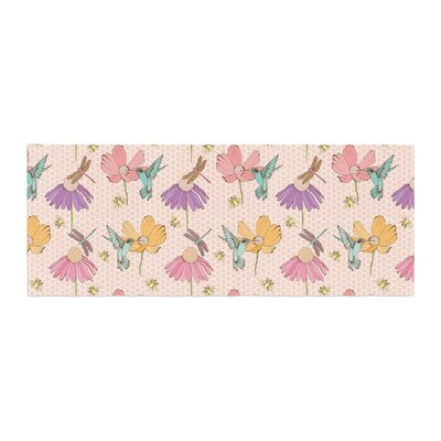 Laura Escalante Magic Garden Bed Runner