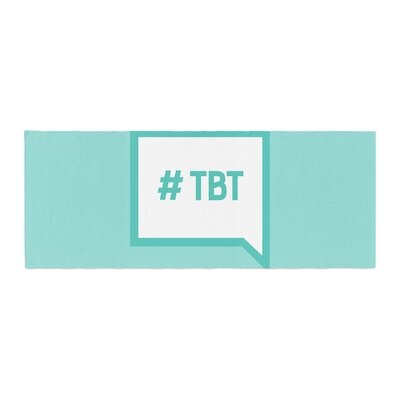 Throw Back Thursday Bed Runner