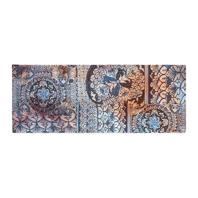Victoria Krupp Italian Tiles Digital Bed Runner