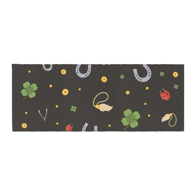 Charms Bed Runner