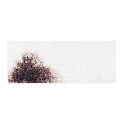 Sylvia Coomes Winter Landscape Bed Runner