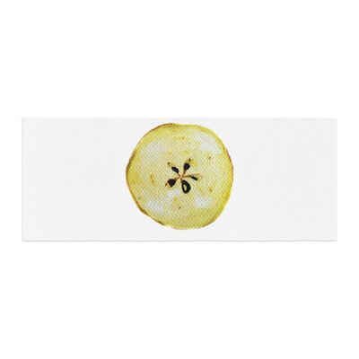 Theresa Giolzetti Apples Bed Runner