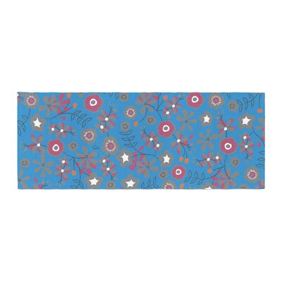 Michelle Drew Meadow Paisley Bed Runner