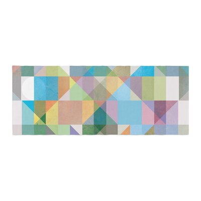 Mareike Boehmer Graphic 74 Abstract Bed Runner