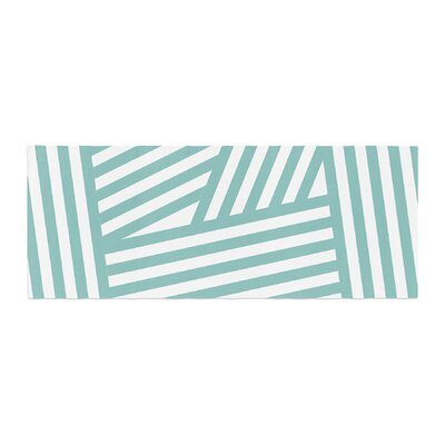Louise Machado Stripes Bed Runner