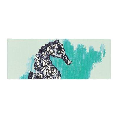 Sonal Nathwani Seahorse Bed Runner