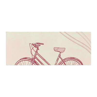 Sam Posnick Bicycle Bed Runner