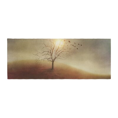 Viviana Gonzalez Lone Tree Love I Bed Runner