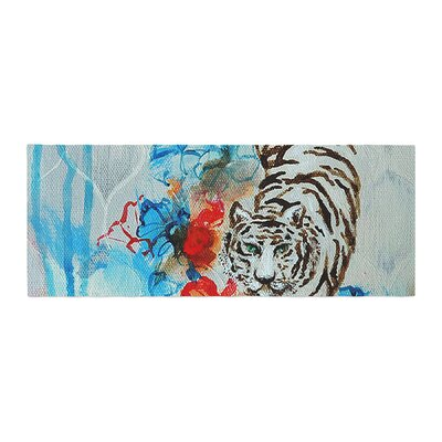 Sonal Nathwani Tiger Bed Runner