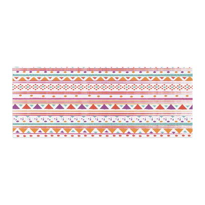 Nika Martinez Native Bandana Bed Runner