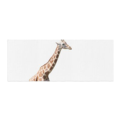 Sylvia Coomes Giraffe Animals Photography Bed Runner