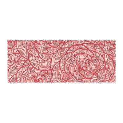 Roses Bed Runner