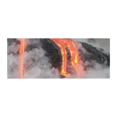 Hawaiian Lava Bed Runner