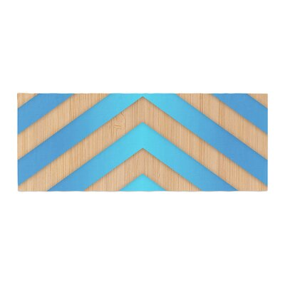 Marta Olga Klara Chevron Bed Runner