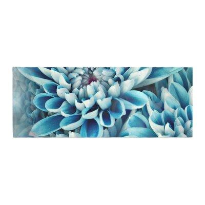 Susan Sanders Floral Paradise Flower Bed Runner