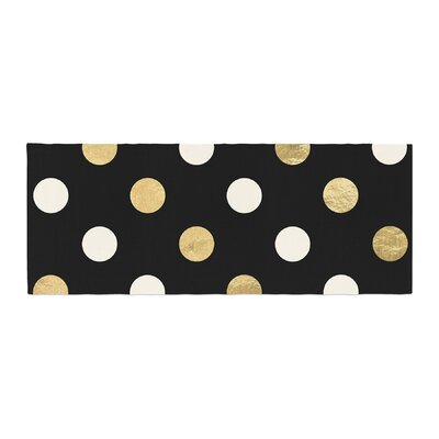 Dots Bed Runner