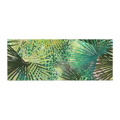 Victoria Krupp Animal Jungles Digital Bed Runner
