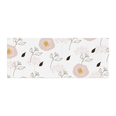 Li Zamperini Deli Watercolor Bed Runner