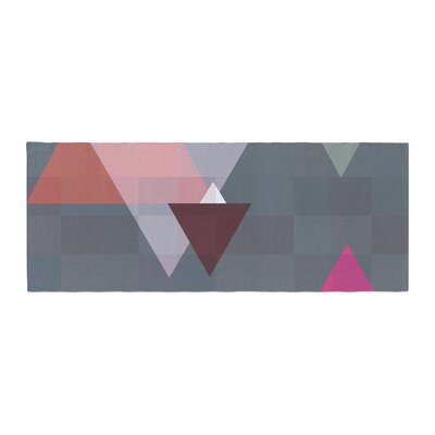 Suzanne Carter Geo II Geometric Bed Runner