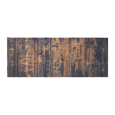 Susan Sanders Barn Floor Rustic Bed Runner