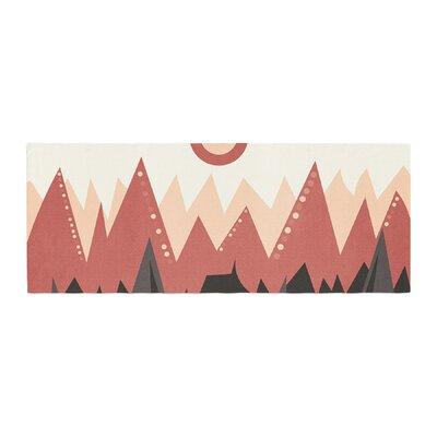 Viviana Gonzalez Landscape A. Bed Runner
