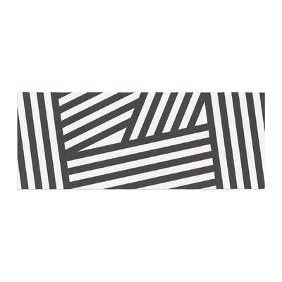 Louise Machado Stripes Bed Runner