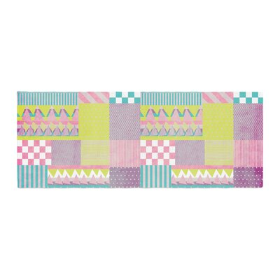 Louise Machado Patchwork Bed Runner