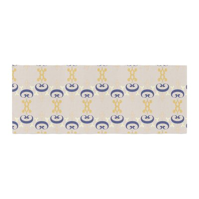Louise Ornament Bed Runner