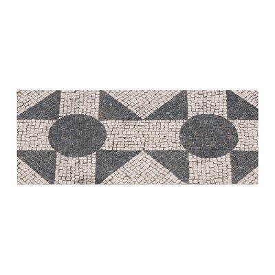 Susan Sanders Mosaic Bed Runner