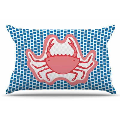 MaJoBV Cangrejo Crab Pillow Case
